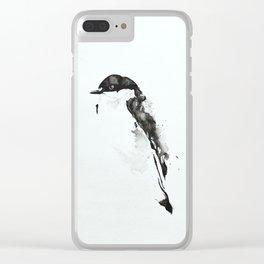 Birdie ii Clear iPhone Case