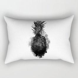 Pineapples BLCK Rectangular Pillow