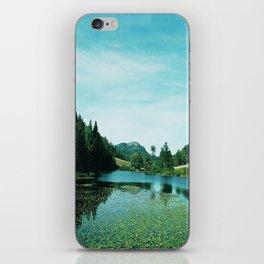 Jordon's Pond Arcadia iPhone Skin