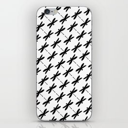 Bugs: abstract Dragonfly iPhone Skin