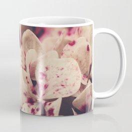 hydrangea - pink freckles Coffee Mug