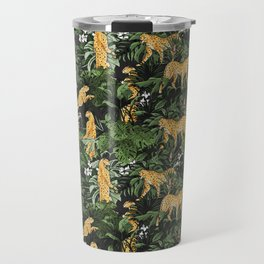 Cheetah in the wild jungle Travel Mug