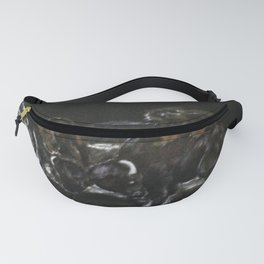Office Fight Fanny Pack