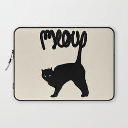 Meow Laptop Sleeve