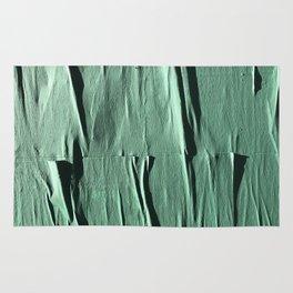 NYC Walls (zelen v.2) Rug