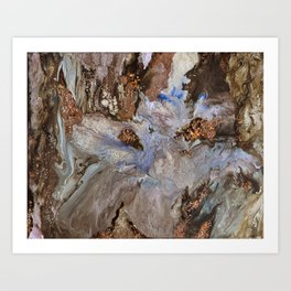Watercourse Art Print