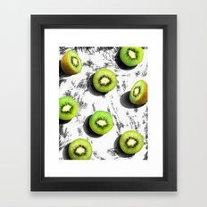 fruit 3 Framed Art Print