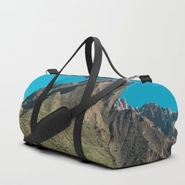 Convict Lake and Mt. Morrison Duffle Bag