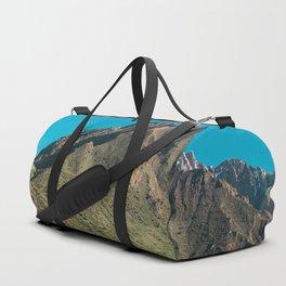 Convict Lake and Mt. Morrison Duffle Bag