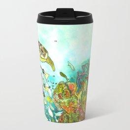 Louise's Trip Underwater Travel Mug