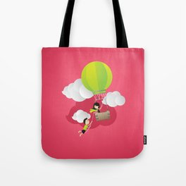 for the adventure of love Tote Bag