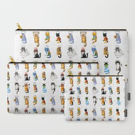 Legendary Art cats - Great artists, great painters. Carry-All Pouch
