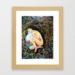 Title: Glimpse of Hope Framed Art Print