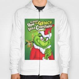smile stole christmas grinc grinchs Hoody