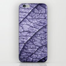 Veins iPhone & iPod Skin