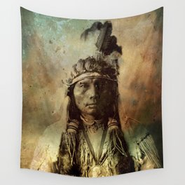 Three Fingers Wall Tapestry