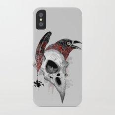 DARK WRITER Slim Case iPhone X