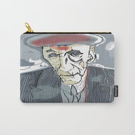 William S. Burroughs Carry-All Pouch