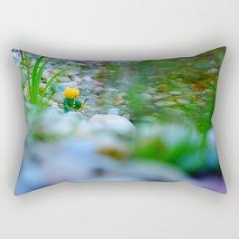 lone gwerg Rectangular Pillow
