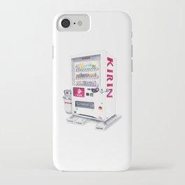 Kirin Vending Machine iPhone Case