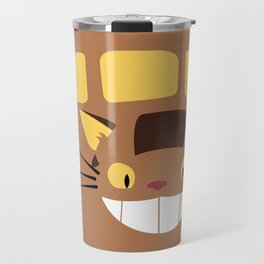 Cute Catbus Travel Mug