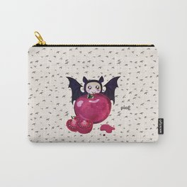 Vegan Vampire Carry-All Pouch