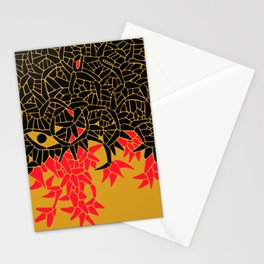 - The gate - Stationery Cards