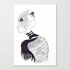 nt017 Canvas Print