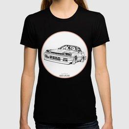 Crazy Car Art 0192 T-shirt