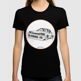 Crazy Car Art 0192 T-shirt