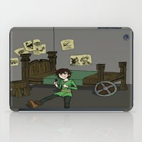 hiccup iPad Cases featuring Hiccup Adjustments by Gio Garcia