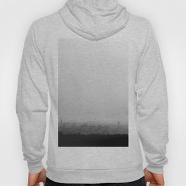 The Old City - Black and White Hoody