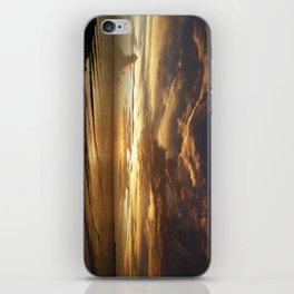 Spectacular Sunset iPhone Skin
