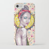 sunshine iPhone & iPod Cases featuring Sunshine by Peter Fulop