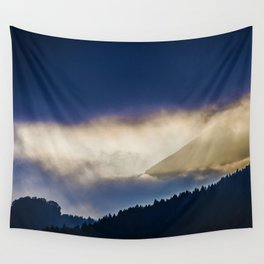 Lightly Drifting Wall Tapestry
