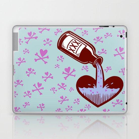 Drunkenheart Laptop & iPad Skin