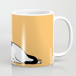 Lazy Coffee Mug