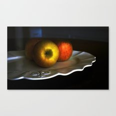 Apple Still Life Canvas Print