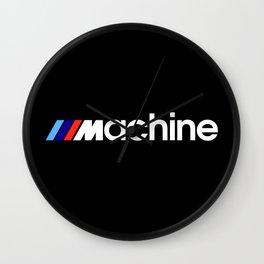 BMW Machine Wall Clock