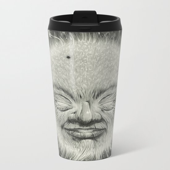 Sirious A Metal Travel Mug