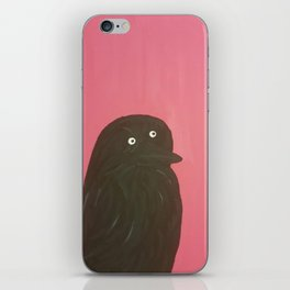 A Crow For Feasts iPhone Skin