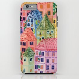 Summer City iPhone Case