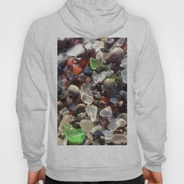 Glass beach California Hoody