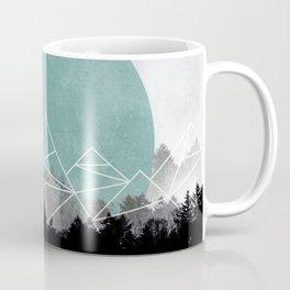 Woods Abstract 2 Coffee Mug