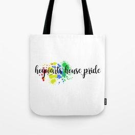 hogwarts house pride Tote Bag