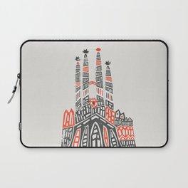 Sagrada Familia Laptop Sleeve