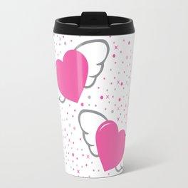 flaying hearts Travel Mug