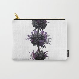 Ojai: Purple Sage Carry-All Pouch