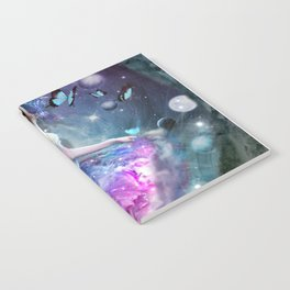 Ethereal keeper of worlds Notebook