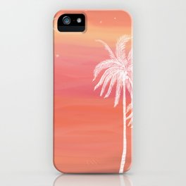 It's all peachy iPhone Case